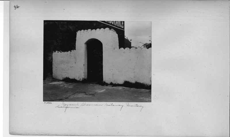 Mission Photograph Album - America #2 page 0036