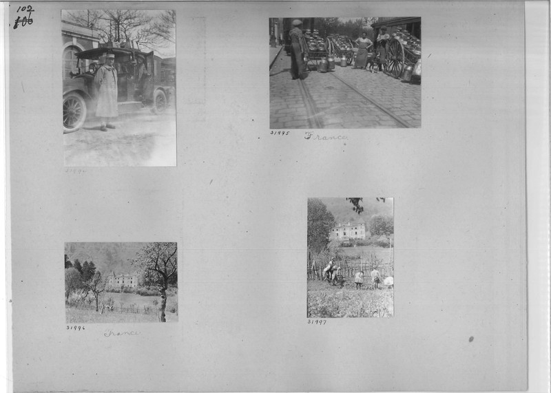 Mission Photograph Album - Europe #01 Page 0102