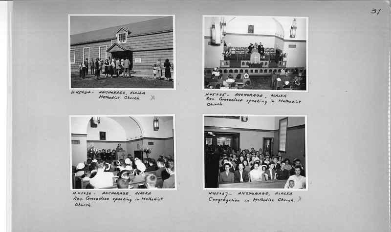 Mission Photograph Album - Alaska #2 page 0031