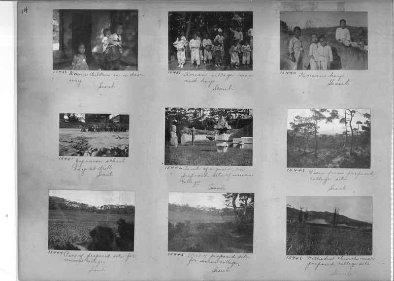 Mission Photograph Album - Korea #2 page 0114