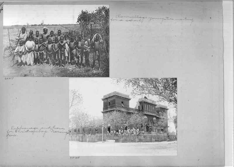 Mission Photograph Album - India #08 Page 0146