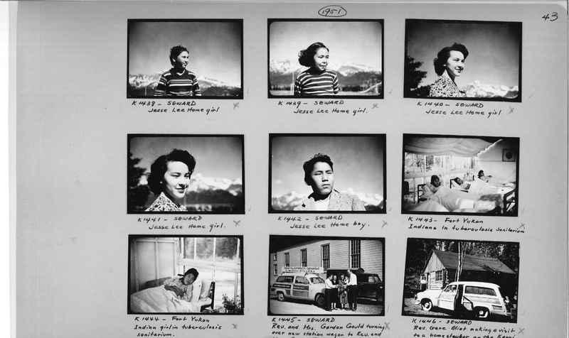 Mission Photograph Album - Alaska #2 page 0043