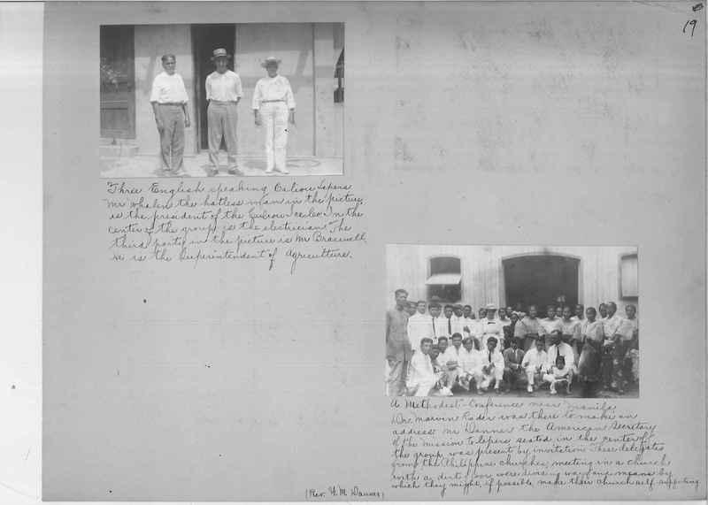 Mission Photograph Album - Philippines OP #01 page 0019
