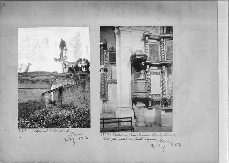 Mission Photograph Album - Mexico #05 page 0248