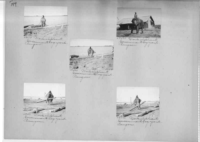 Mission Photograph Album - Burma #1 page 0144