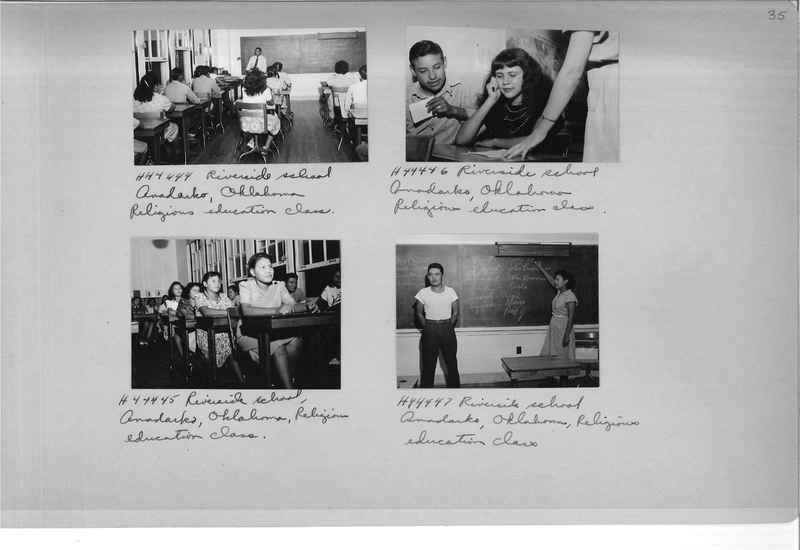 Mission Photograph Albums - Indians #3 Page_0035
