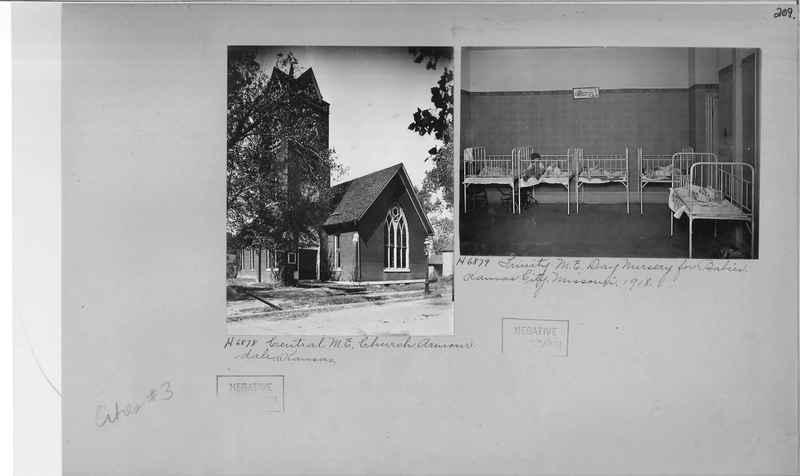 Mission Photograph Album - Cities #3 page 0209