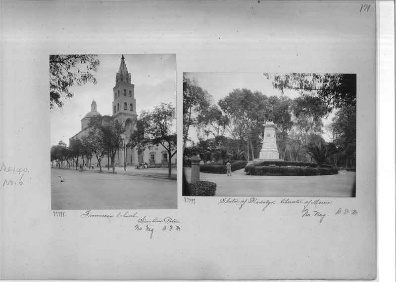 Mission Photograph Album - Mexico #06 page 0171