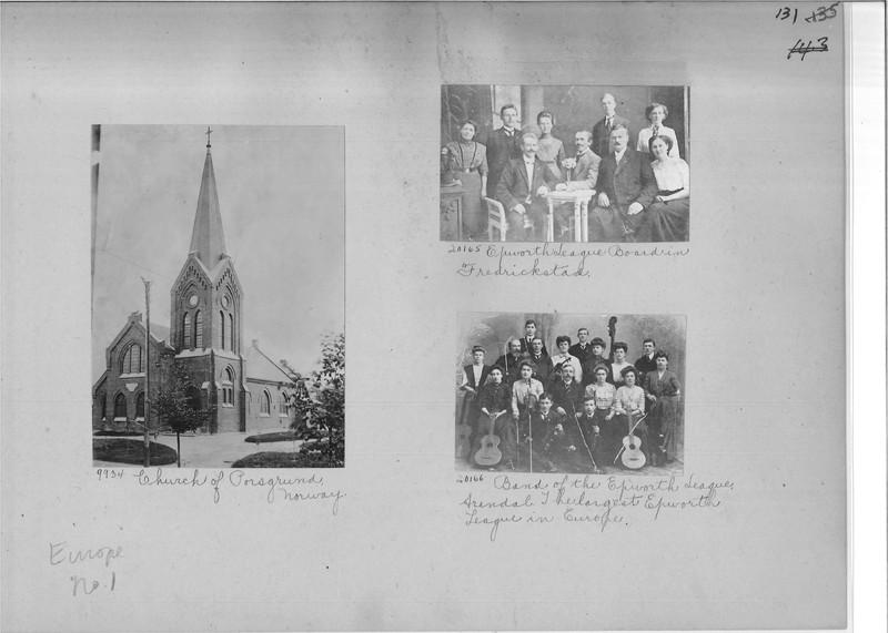 Mission Photograph Album - Europe #01 Page 0131