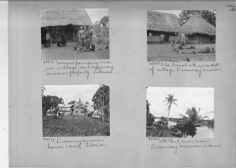 Mission Photograph Album - Africa #14 page 0163
