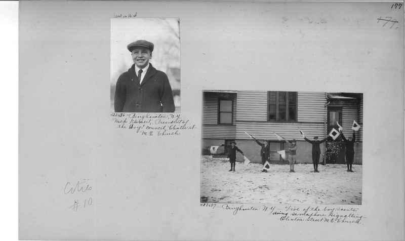 Mission Photograph Album - Cities #10 page 0177