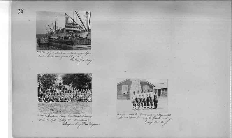 Mission Photograph Album - Negro #2 page 0038