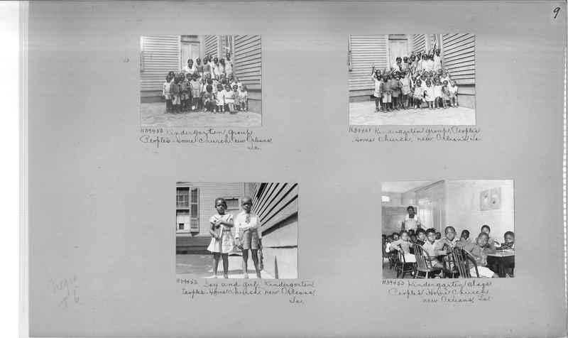 Mission Photograph Album - Negro #6 page 0009