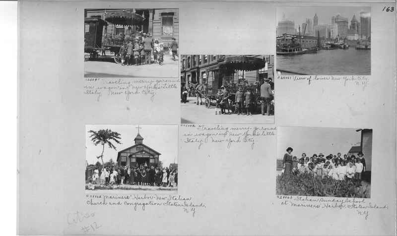 Mission Photograph Album - Cities #12 page 0163