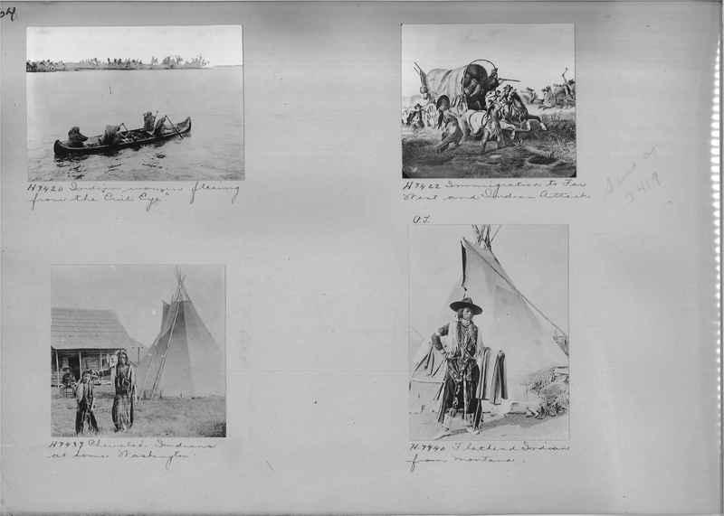 Mission Photograph Albums - Indians #1 page 0164