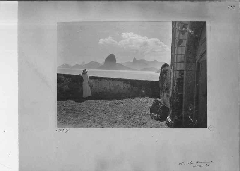 Mission Photograph Album - South America O.P. #1 page 0113
