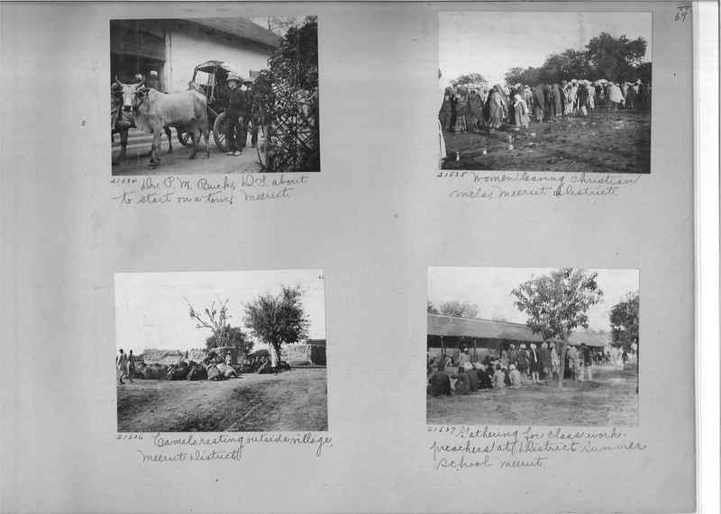 Mission Photograph Album - India #03 page_0069