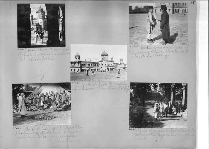 Mission Photograph Album - India #05_0025