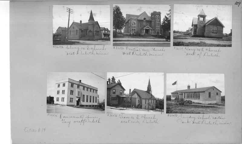 Mission Photograph Album - Cities #14 page 0109