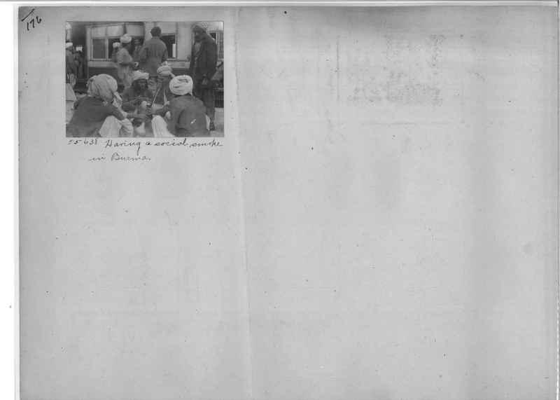 Mission Photograph Album - Burma #1 page 0176