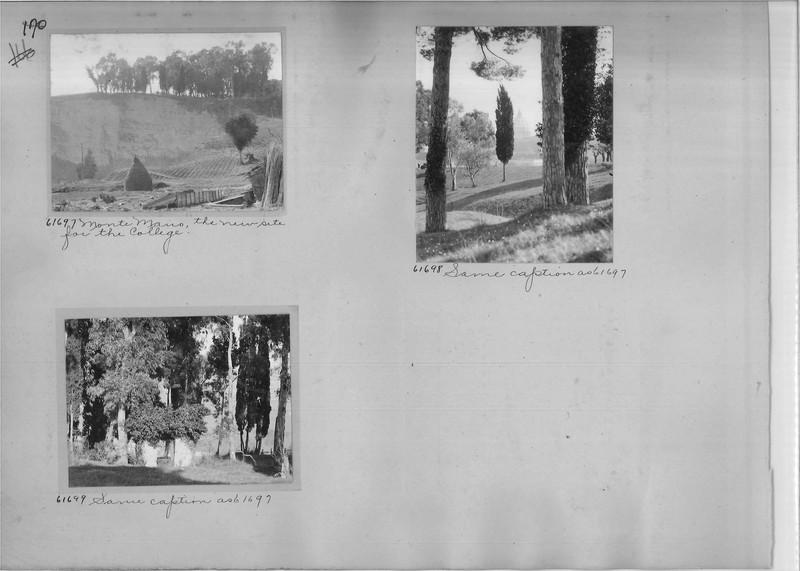 Mission Photograph Album - Europe #04 Page 0170