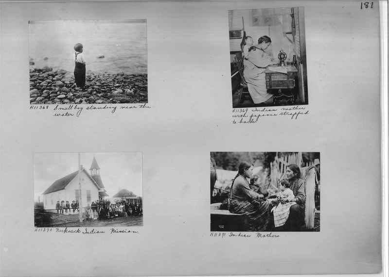Mission Photograph Albums - Indians #1 page 0181