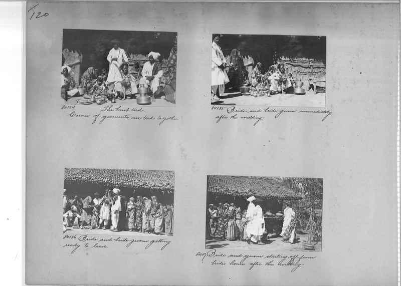 Mission Photograph Album - India #09 Page 0120