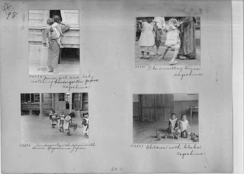 Mission Photograph Album - Japan #03 Page 0098