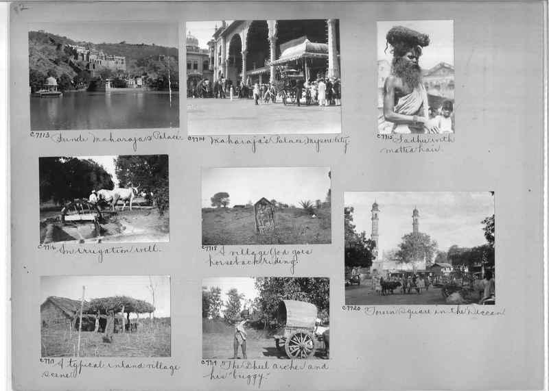 Mission Photograph Album - India #13 Page 0082