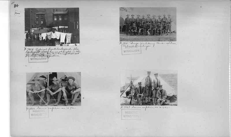 Mission Photograph Album - Cities #4 page 0084