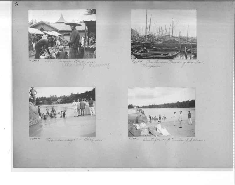 Mission Photograph Album - Malaysia #5 page 0008