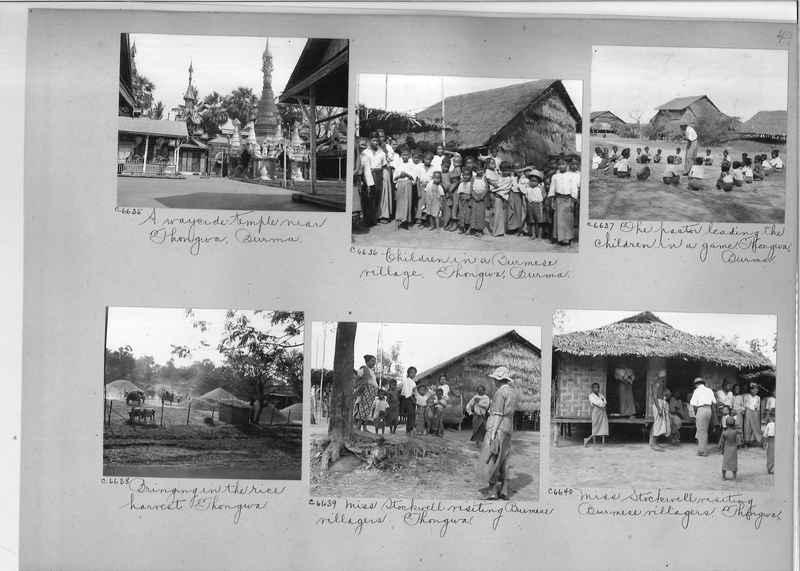 Mission Photograph Album - Burma #2 page 0049
