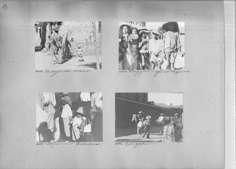 Mission Photograph Album - Mexico #04 page 0058