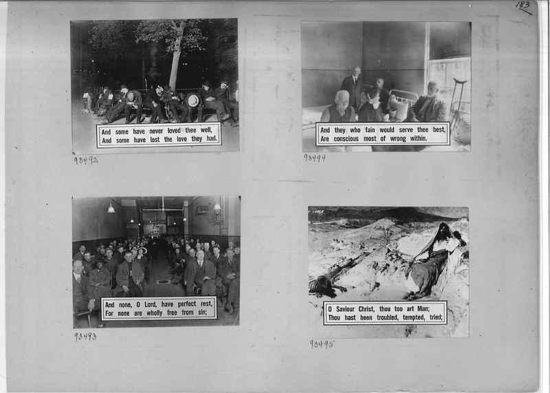 Mission Photograph Album - Miscellaneous #02 Page 0183