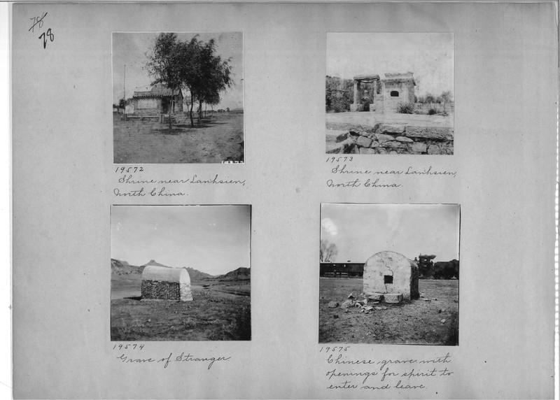 Mission Photograph Album - China #6 page 0078