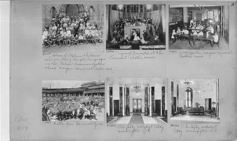 Mission Photograph Album - Cities #14 page 0003