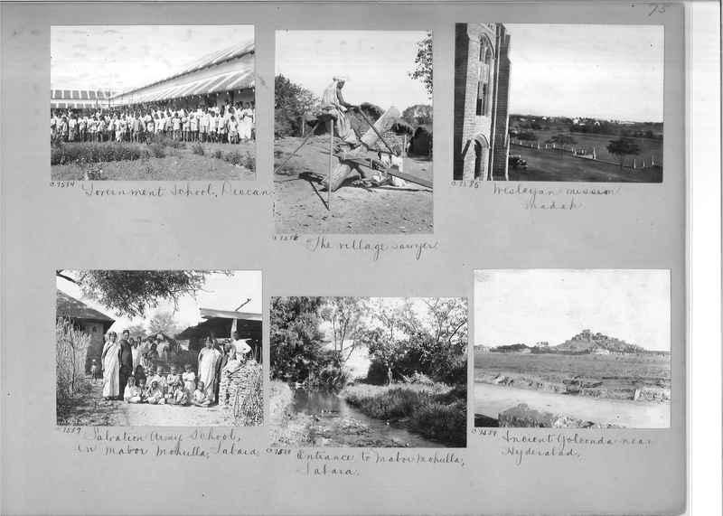 Mission Photograph Album - India #13 Page 0075