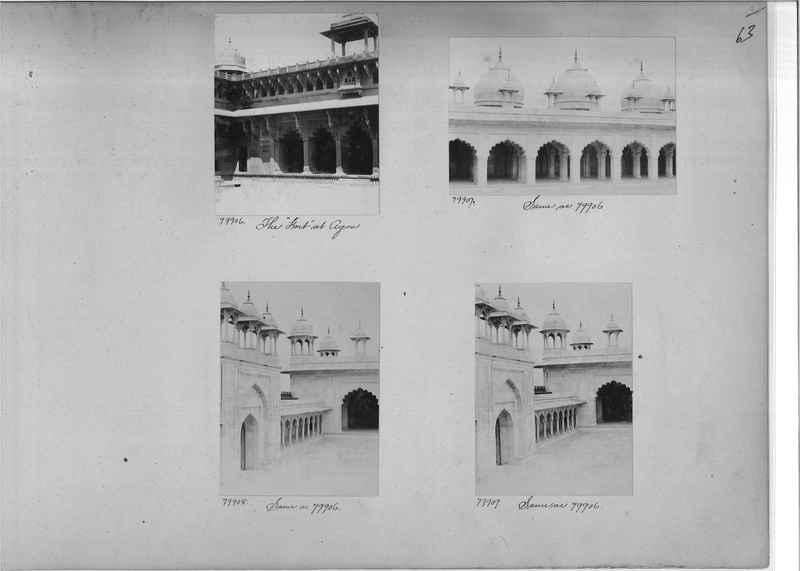 Mission Photograph Album - India #09 Page 0063