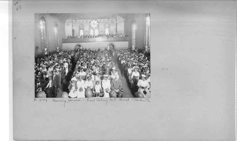 Mission Photograph Album - Negro #1 page 0048
