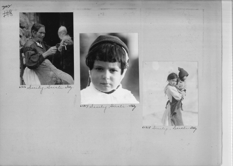 Mission Photograph Album - Europe #04 Page 0202