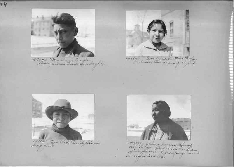 Mission Photograph Albums - Indians #1 page 0174