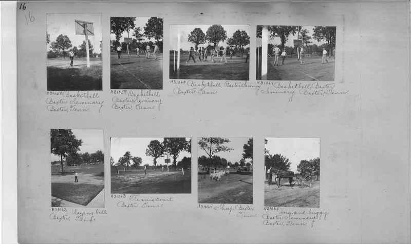 Mission Photograph Album - Education #2 page 0016
