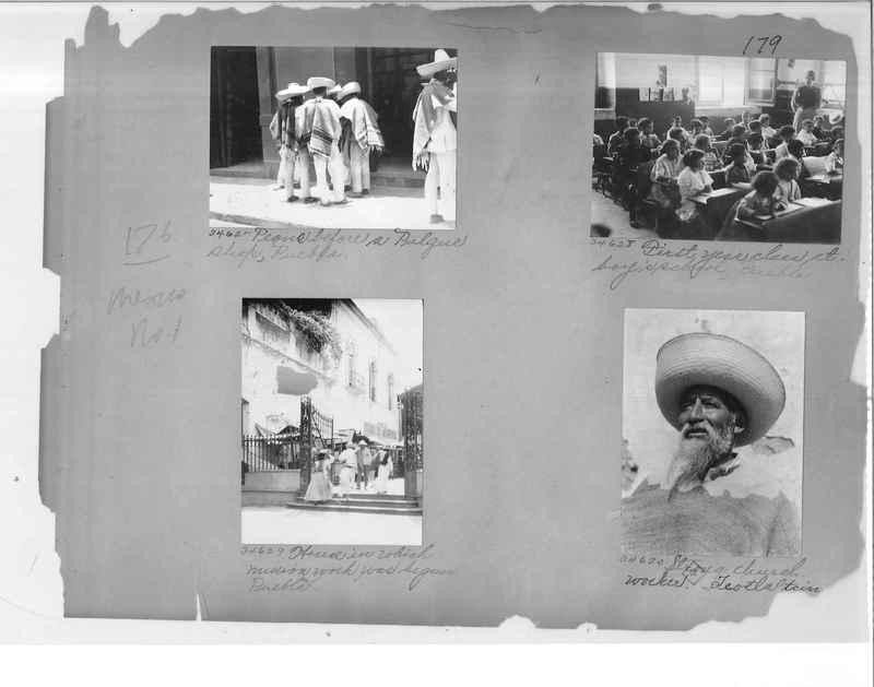 Mission Photograph Album - Mexico #01 Page_0179