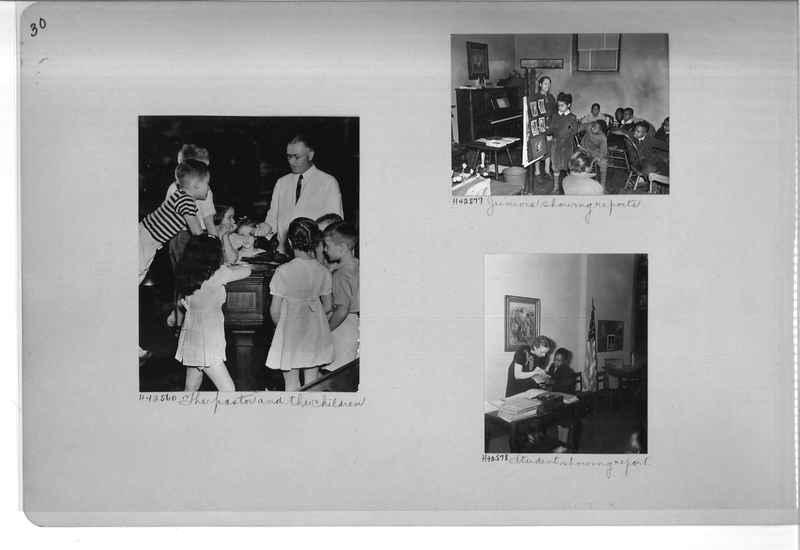 Mission Photograph Album - Religious Education #2 page 0030