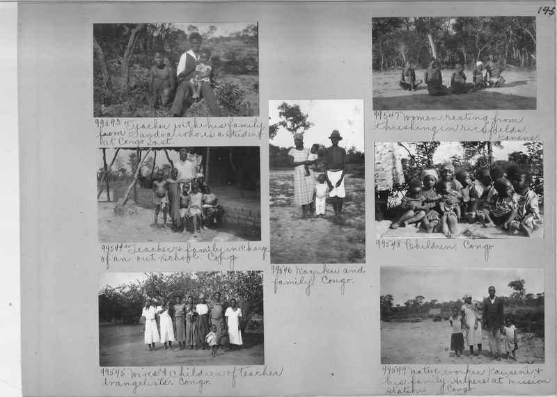 Mission Photograph Album - Africa #14 page 0145