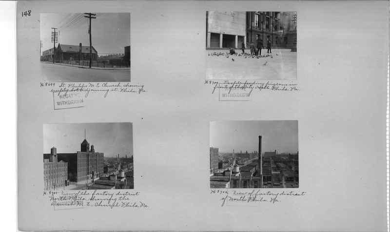 Mission Photograph Album - Cities #4 page 0148