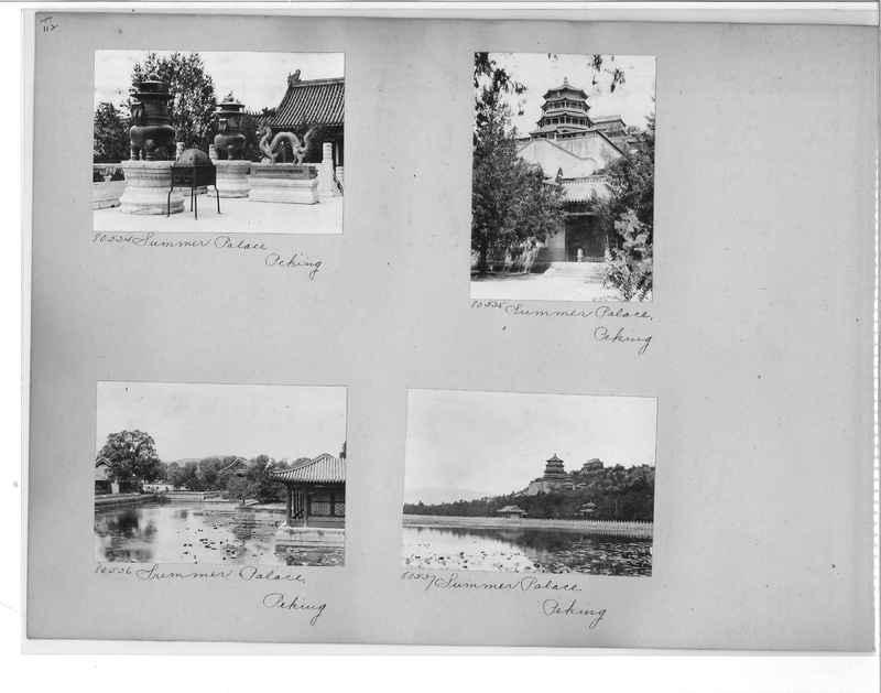 Mission Photograph Album - China #10 pg. 0112