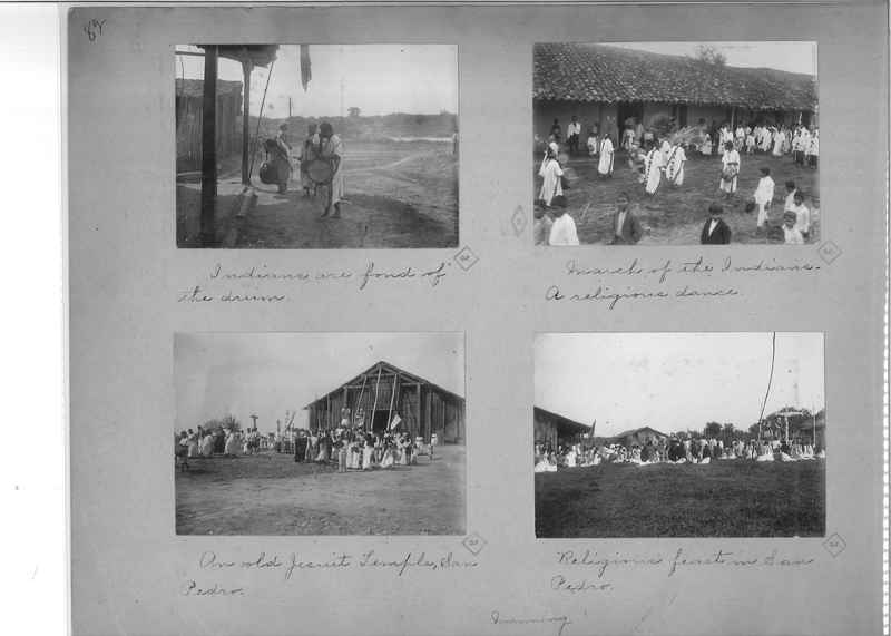 Mission Photograph Album - South America O.P. #1 page 0082