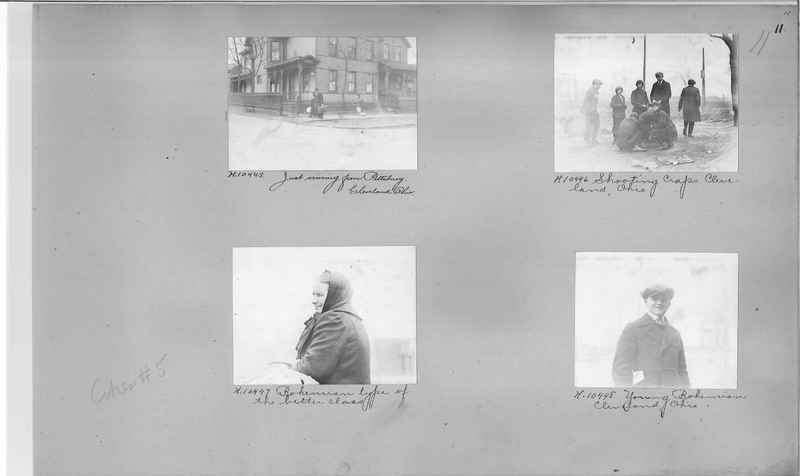 Mission Photograph Album - Cities #5 page 0011
