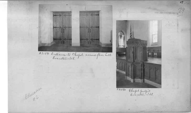 Mission Photograph Album - Education #2 page 0029